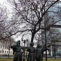 """Скульптура """"Песня"""" :: Лариса Корженевская"""