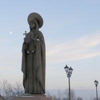 Великомученица Варвара- покровительница шахтеров :: Нина северянка