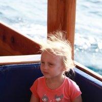 Алиса в плавании :: Артем Бардюжа