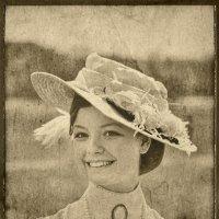 Снимите шляпы, господа, пред вами в шляпке - дама! :: Ирина Данилова