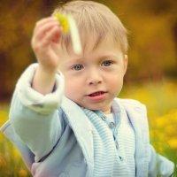 Детский портрет :: Сергей Кутузов