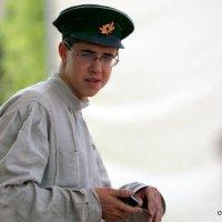 Ремесленник или взгляд из прошлого :: Олег Лукьянов