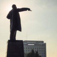памятник вождю мирового пролетариата :: Андрей ЕВСЕЕВ