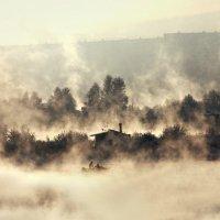 Туманное превосходство :: Александр | Матвей БЕЛЫЙ