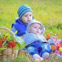 Дети-цветы жизни :: Аленка