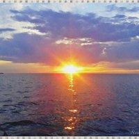 Акварельные закаты :: Лидия (naum.lidiya)