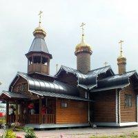Церковь Бориса и Глеба в Агалатово :: Николай