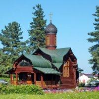 Храм Святой Троицы в Мельниково :: Николай