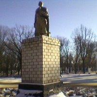 Памятник Богдану (Зиновию) :: Миша Любчик