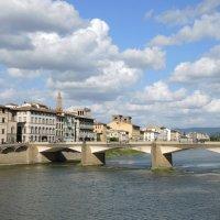 Мосты Флоренции. 3 :: Мария Кондрашова