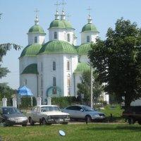 Церковь :: Яна Чепик
