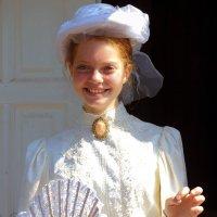 Дочь купца Понтелея, г. Углич :: НаталиКа