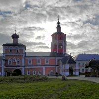 Надвратная церковь Вознесения Господня • Колокольня • :: Oleg4618 Шутченко