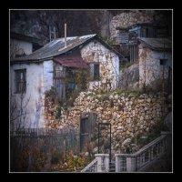Дом у лестницы :: Игорь Кузьмин
