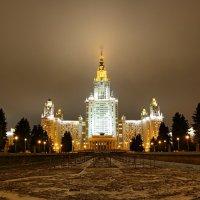 МГУ 05.12.2014 :: Pavel Stolyar