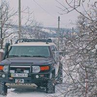 Toyota FJ Cruiser :: Влад Борышпол