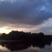 на закате :: Владимир Суязов