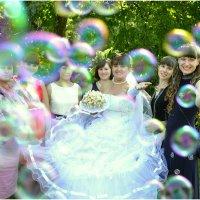 Мыльные пузыри :: Дмитрий Конев