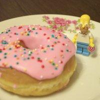 Любитель пончиков :: Елена Киричек