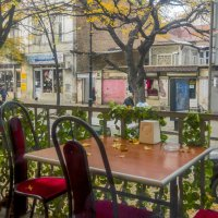 Тбилиси. Летнее кафе. :: Алексей Окунеев