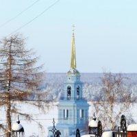 церковь :: Лариса Тарасова