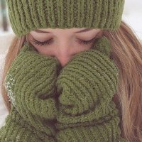 Зимнее настроение :: Анастасия Демидова