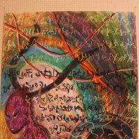 ROVOAM GALLERY Kunstwollen (Часть диптиха) :: Роман Деркаченко