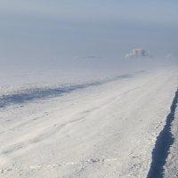 Зимняя дорога :: Сергей Бушуев
