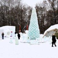 В снежном городке :: Владимир Болдырев