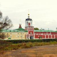 Николо-Пешношский монастырь. :: Евгения Бакулина