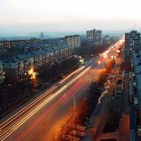 Когда мало было машин... :: Сергей Коновалов