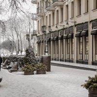 Первый снег :: Николай Климович