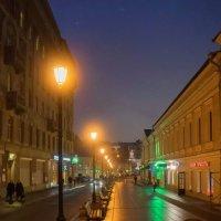 Прогулка по городу :: Алексей Соминский