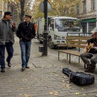 Улицы Тбилиси. :: Алексей Окунеев