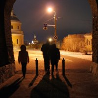 Троица :: Алексей Лукаев