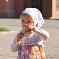 Монастырь. Повседневная жизнь. Дети. :: Геннадий Александрович