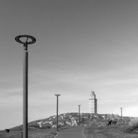 маяк Геркулес :: Анастасия Бывших