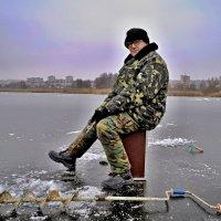 на рыбалке :: юрий иванов