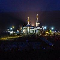 Свет неземной :: Sergey Kuznetsov
