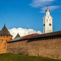 Кремль в Великом Новгороде :: Александр Фролов