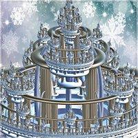 ***Замок Снежной Королевы*** :: Юлия Z