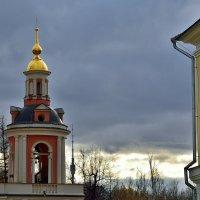 холодный вечер :: Moscow.Salnikov Сальников Сергей Георгиевич