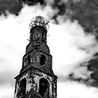 Евгений Жиляев - Церковь Вознесения Господня в Теряево