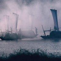 Игорь Егоров - В тумане :: Фотоконкурс Epson