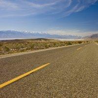 Владимир Зотин - Дорога № 395 к озеру Тахо, Калифорния, США :: Фотоконкурс Epson
