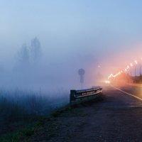Алексей Ланских - Утро на трассе Москва — Санкт-Петербург :: Фотоконкурс Epson