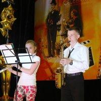 концерт в школе :: Лариса Тарасова
