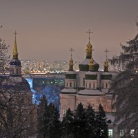 Winter Cathedral :: Roman Ilnytskyi