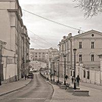 улица Забелина (Москва) :: Сергей Фомичев
