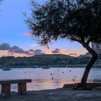 Рассвет на Мальте :: Nadin